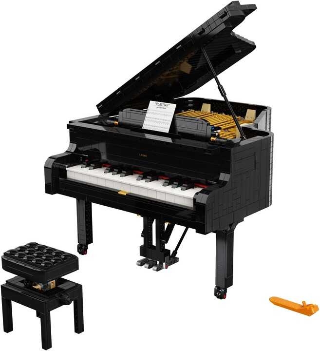 LEGO Ideas 21323 Velké piano