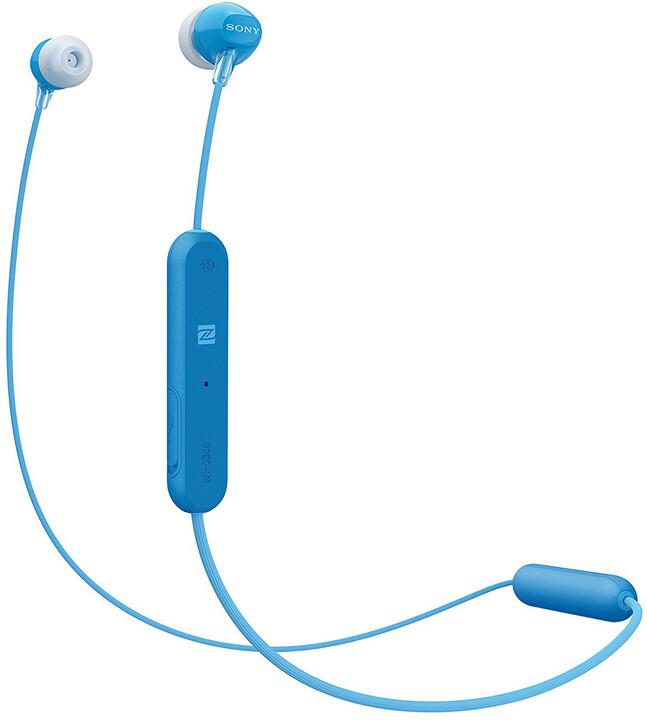 Sony WI-C300, modrá