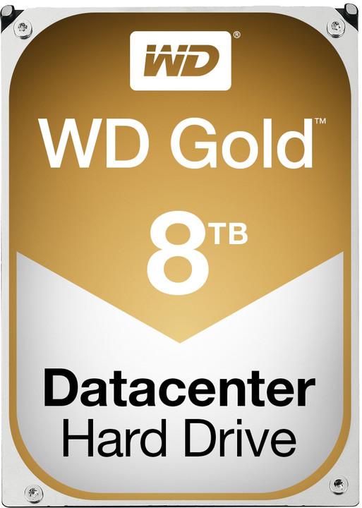 WD Gold - 8TB