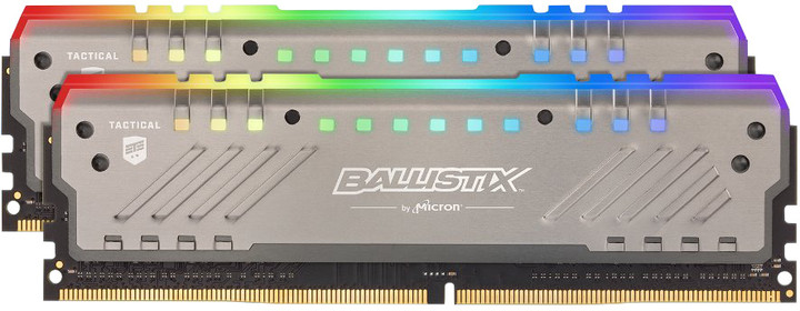 Crucial Ballistix Tactical Tracer RGB 32GB (2x16GB) DDR4 2666