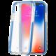 CELLY Hexagon Zadní kryt pro Apple iPhone X, světle modré