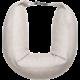 Xiaomi 8H Travel U-Shaped Pillow, krémová