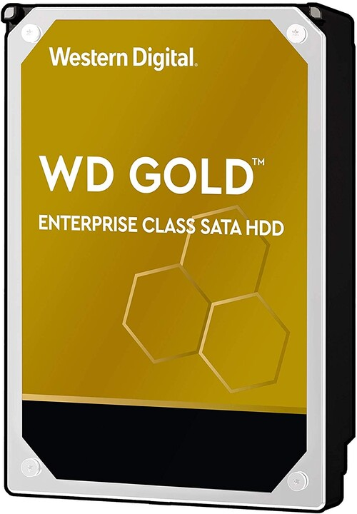 "Western Digital Gold DC HA750 Enterprise, 3,5"" - 14TB"