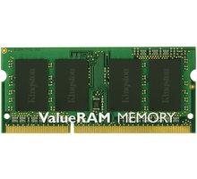 Kingston Value 8GB DDR3 1333 SO-DIMM CL 9 - KVR1333D3S9/8G