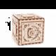UGEARS stavebnice - Trezor, dřevěná, mechanická