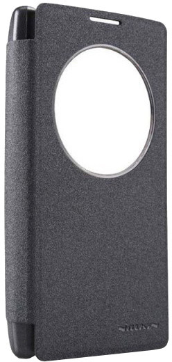 Nillkin Sparkle S-View pouzdro pro LG H440 Spirit, černá