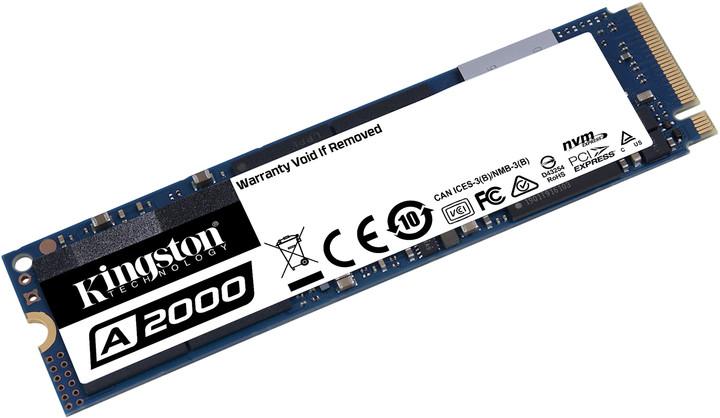 Kingston A2000, M.2 - 500GB