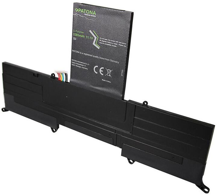 Patona baterie pro ntb ACER Aspire S3 3280mAh Li-Pol 11,1V PREMIUM