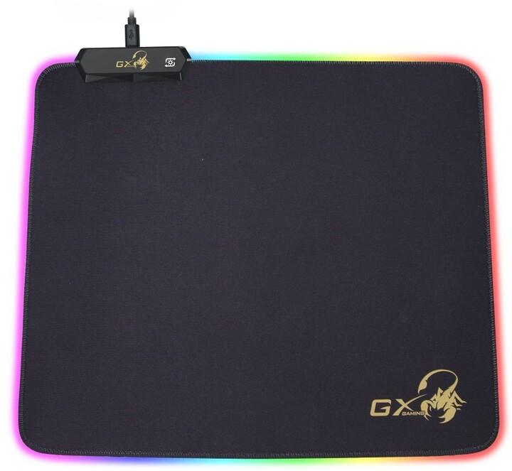 Genius GX-Pad 300S RGB, černá
