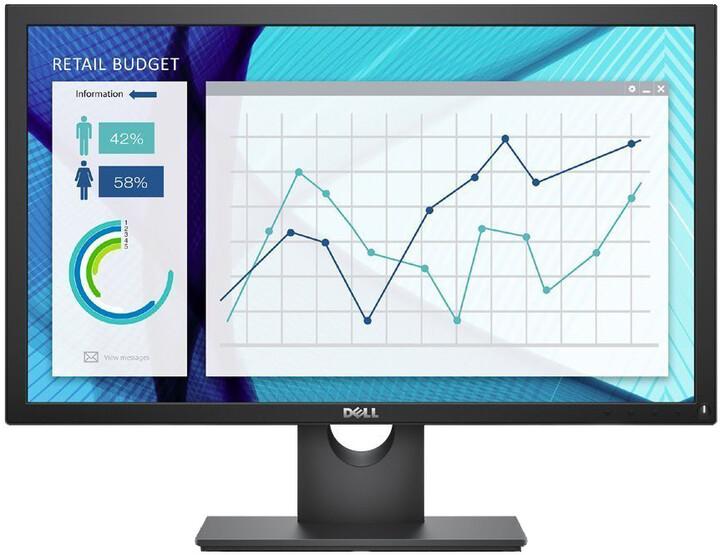 "Dell E2318H - LED monitor 23"""