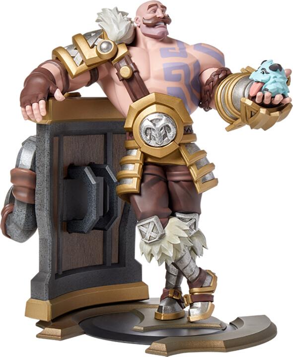 Figurka League of Legends - Braum Unlocked (27 cm)