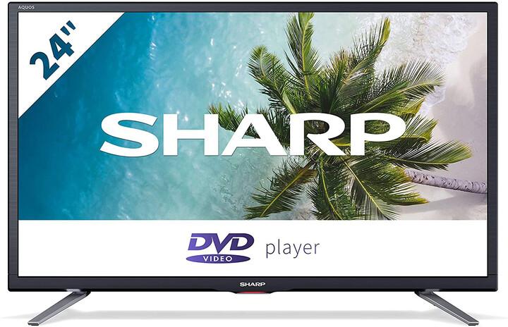 Sharp LC-24DHG5112E - 60cm