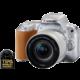 Canon EOS 200D + 18-55mm IS STM, stříbrná  + Fotobrašna Canon SB100 (v ceně 689 Kč) + Získejte zpět až 7 500 Kč