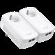 TP-LINK TL-PA7020P Starter Kit, 2ks  + IP TV Standard na 1 měsíc v hodnotě 199,- zdarma k TP-linku