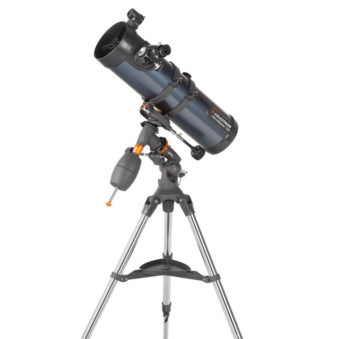 Celestron 130/650mm EQ, motorizovaný