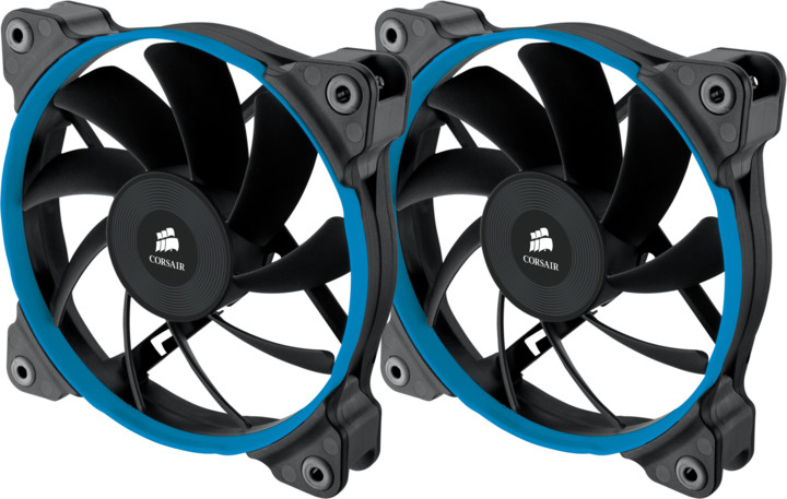 Corsair Air AF120 Performance Edition High Airflow, 120mm, 2ks