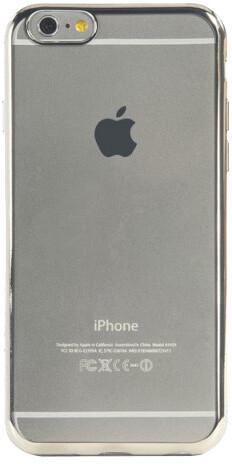 TUCANO Elektro Flex Hard Shell pouzdro pro IPhone 6/6S, stříbrná