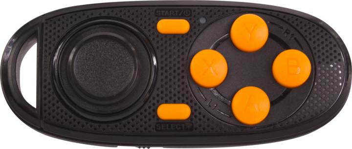BeeVR Bluetooth Gamepad Axis