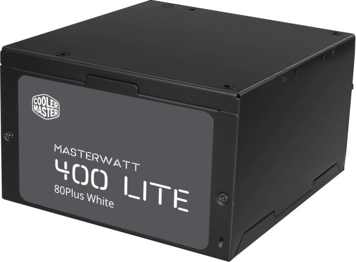CoolerMaster MasterWatt Lite 230V - 400W