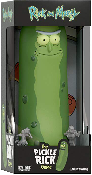 Rick and Morty: The Pickle Rick Game (EN)