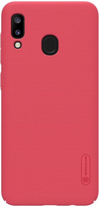 Nillkin Super Frosted zadní kryt pro Samsung Galaxy A20e, červená