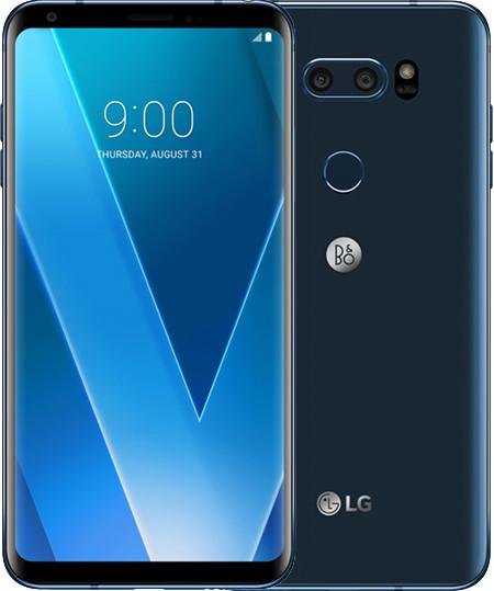 LG V30, 4GB/64GB, Moroccan Blue