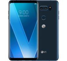 LG V30, 4GB/64GB, Moroccan Blue  + Půlroční předplatné magazínů Blesk, Computer, Sport a Reflex v hodnotě 5 800 Kč
