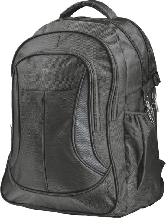 """Trust batoh Lima Backpack 16"""", černá"""
