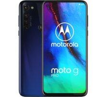 Motorola Moto G Pro, 4GB/128GB, Graphene Blue - MOTOMGPROGB