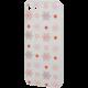 EPICO pružný plastový kryt pro iPhone 7/8 COLOUR SNOWFLAKES