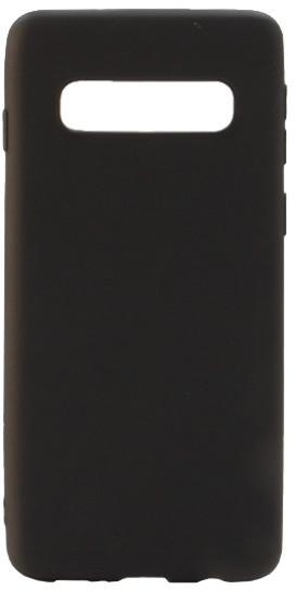 EPICO SILK MATT Case Samsung Galaxy S10, černá