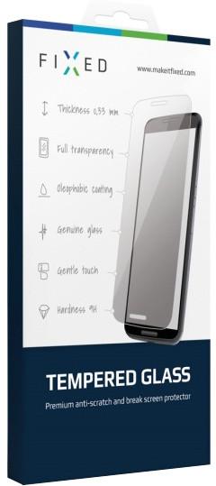 FIXED ochranné tvrzené sklo pro Sony Xperia Z1 Compact, 0.33 mm