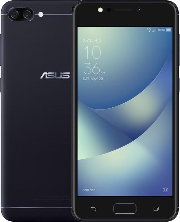 ASUS ZenFone 4 Max ZC520KL-4A008WW, černá