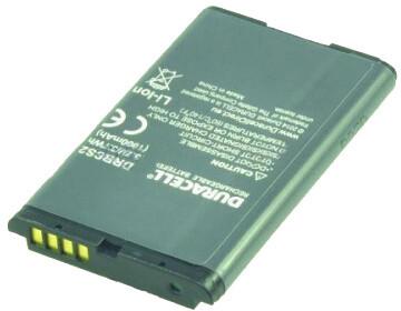 Duracell baterie pro BlackBerry C-S2, 1000 mAh