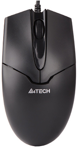 A4Tech OP-550NU, černá