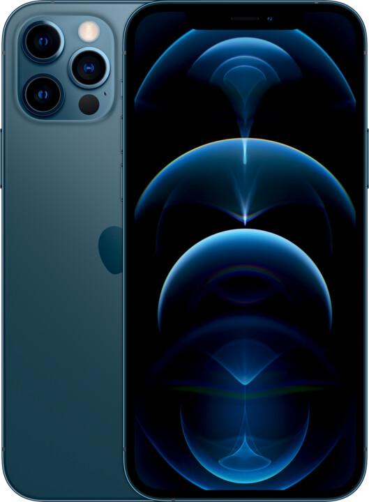 Apple iPhone 12 Pro, 256GB, Pacific Blue