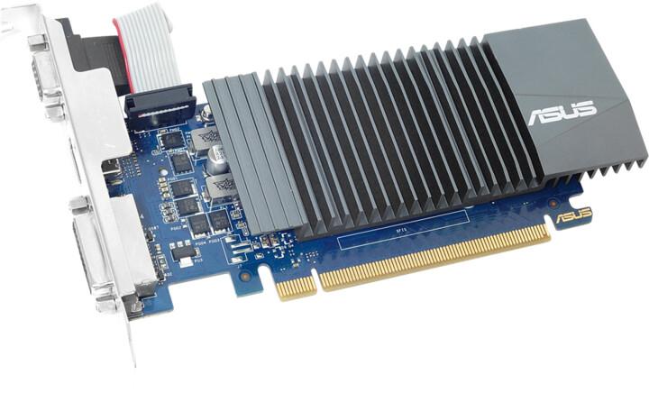 ASUS GeForce GT710-SL-2GD5-BRK, 2GB GDDR5