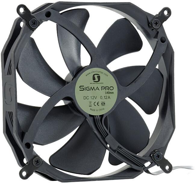 SilentiumPC Sigma Pro 140 (140mm)