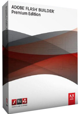 Adobe Flash Builder Premium v.4.7, 1 uživatel, komerční - Win, Mac - ENG