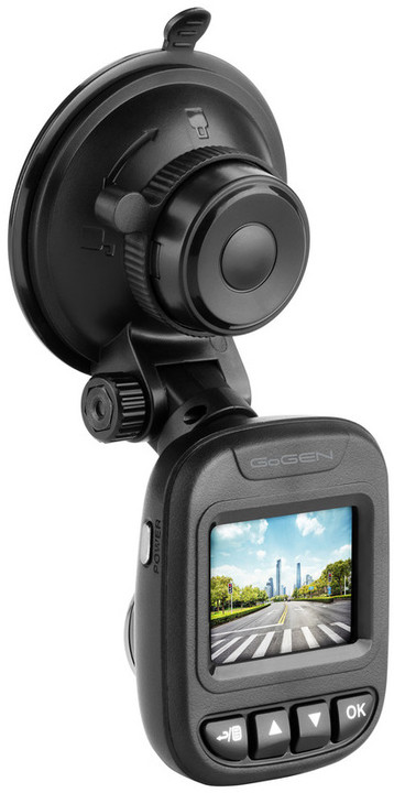GoGEN CC 104 FULL HD, kamera do auta