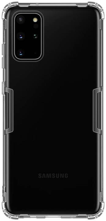 Nillkin Nature TPU pouzdro pro Samsung Galaxy S20+, šedá