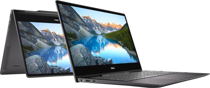 Dell Inspiron 13 (7391), černá