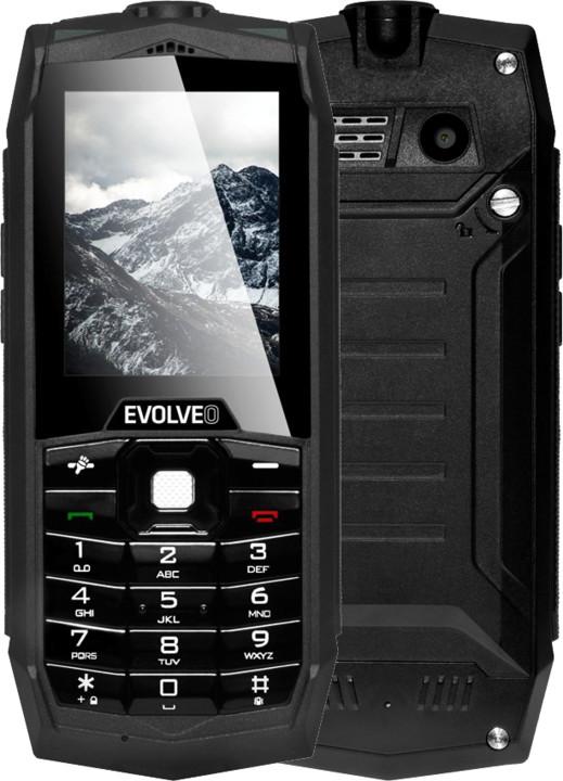Evolveo StrongPhone Z1, černá