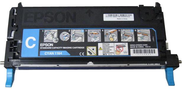 Epson C13S051164, azurový