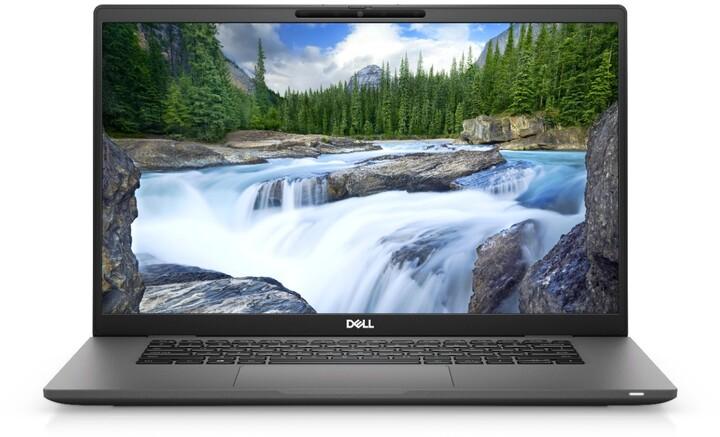 Dell Latitude 15 (7520), černá