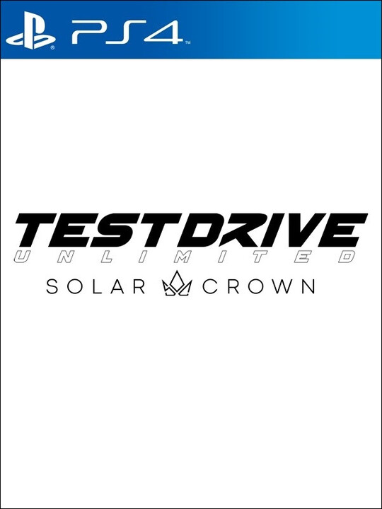 Test Drive Unlimited: Solar Crown (PS4)