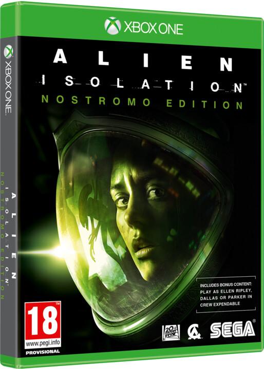 Alien: Isolation - Nostromo Edition - XONE