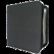 Cover It box-pouzdro:200 CD zapínací černé