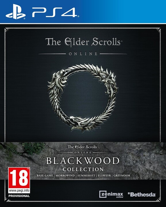 The Elder Scrolls Online Collection: Blackwood (PS4)