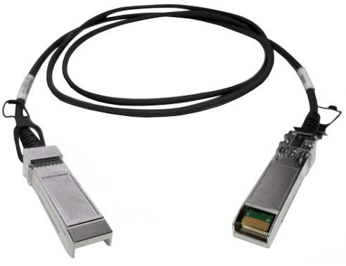 QNAP kabel SFP+ 10GbE, 1,5m
